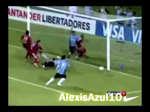 Miguel Pinto vs Gremio - Copa Libertadores 2009
