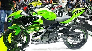7. New Kawasaki Ninja 400 KRT EDITION