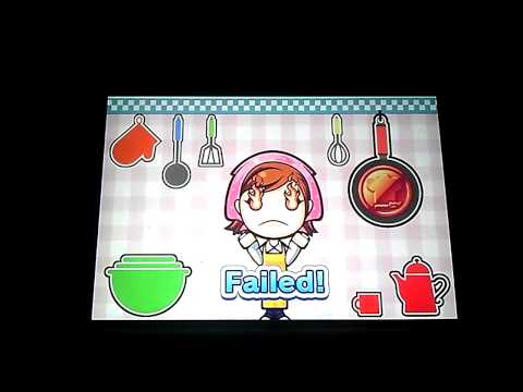 What Happens If You Fail At Cooking Mama