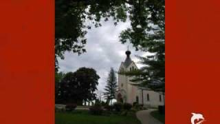Libertyville (IL) United States  City pictures : St. Sava Serbian Orthodox Monastery, Libertyville IL U.S.A.