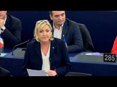 Marine Le Pen muss 300.000 Euro an das EU-Parlamen ...