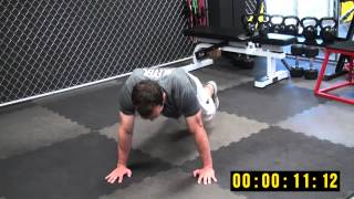 4-Minute NO-Equipment Belly Fat Destroyer Circuit