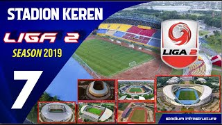 Video 7 Stadion Keren dan Megah di Liga 2 2019 Indonesia, Liga 1 KALAH !!!, Yang Stadionnya Biasa Saja MP3, 3GP, MP4, WEBM, AVI, FLV Maret 2019