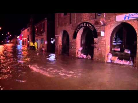 force - Severe weather is hitting Britain on Friday, with thousands evacuated due to a tidal surge along the east coast and snow alerts in place in Scotland. The sto...