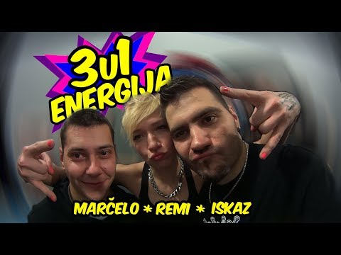 Iskaz, Marčelo i Remi udružili snage u singlu '3 u 1'