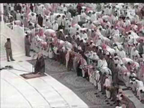 19th Oct 09 Salat Al Istasqa By Sheikh Shuraim