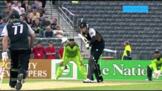 Pakistan v New Zealand - 3rd T20 - 30th Dec 2010 - Full Match Highlights. HD720p