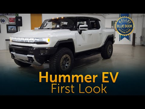 2022 GMC Hummer EV | First Look