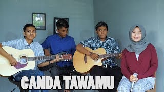 Video MOMONON - CANDA TAWAMU Cover by Ferachocolatos & Friends MP3, 3GP, MP4, WEBM, AVI, FLV Januari 2019