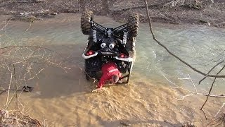 10. Putting Can Am Maverick to the Test and flipped it