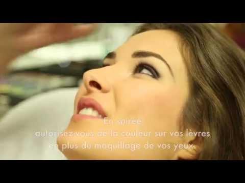 vidéo Smoky eyes pour Miss Ile de France By ELYSEES MARBEUF