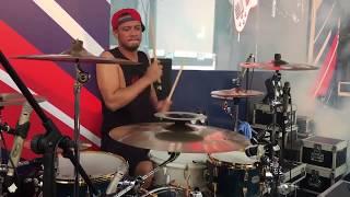 NTRL - NURANI Live (Eno NTRL Drum Cam)
