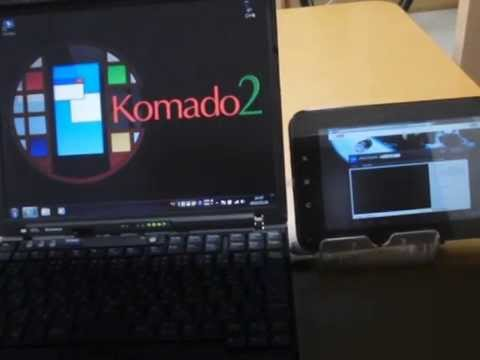Video of Komado2