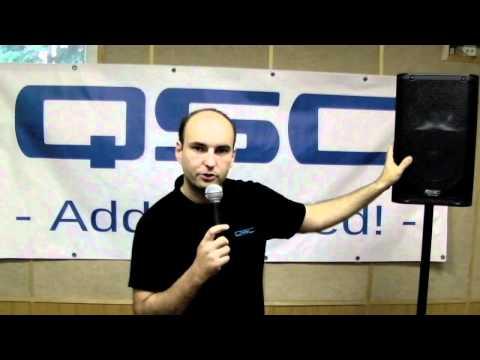 QSC K8 - Producer és DJ tábor 2011
