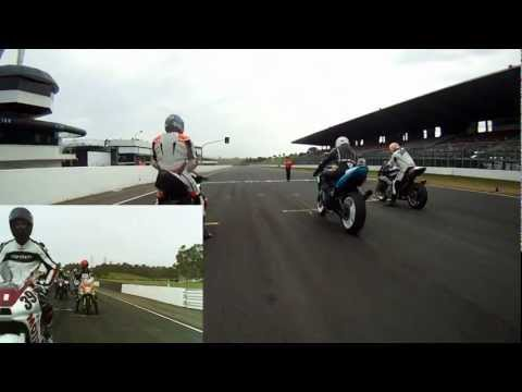 St George - R1 2012 Clubsport race 5 - Eastern Creek