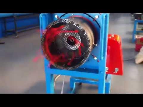 瀝青燃燒器高位震盪導流板 (燃燒器的最大)