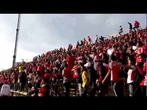 Te vine a alentar - La Guardia Albi Roja Sur - Independiente Santa Fe