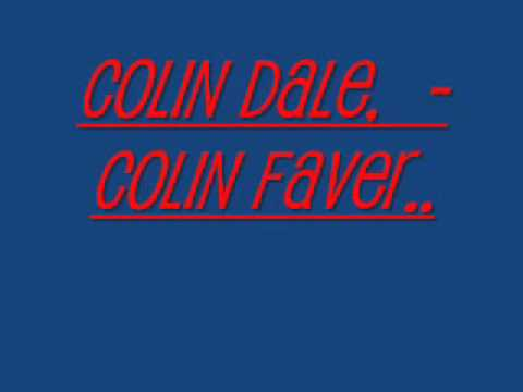 Colin Faver On Colin Dale Abstract Dance Show - Then Colin Dale. - Kiss 100fm - Side 1