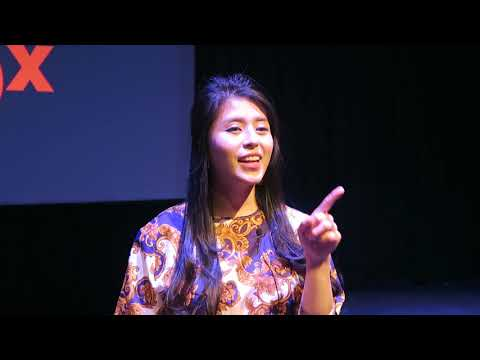 The Beauty Of Working For Free | Aran Alderman Kim | TEDxYouth@CFLHS