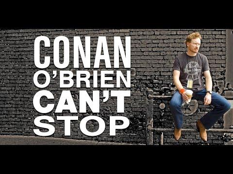 Conan O'Brien Can't Stop   Documentary Trailer   Stream on iwonder.com