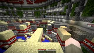 RUN RUN!!! Minecraft: TNT Run! Mini-Game! w/Mitch&Friends!