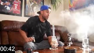 BONGATHON #3: THE 1 GRAM CHALLENGE by The Cannabis Connoisseur Connection 420