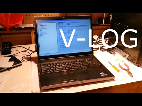 , title : 'V-Log: Dell Precision M6400 First Impressions & Unpacking'
