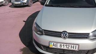 видео авто Volkswagen Polo в кредит