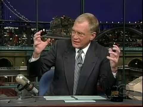 2004 Late Show with David Letterman
