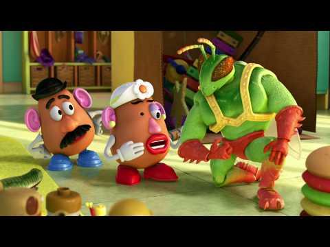 Toy story 3 ( segundo trailer en español ) mejor que nunca