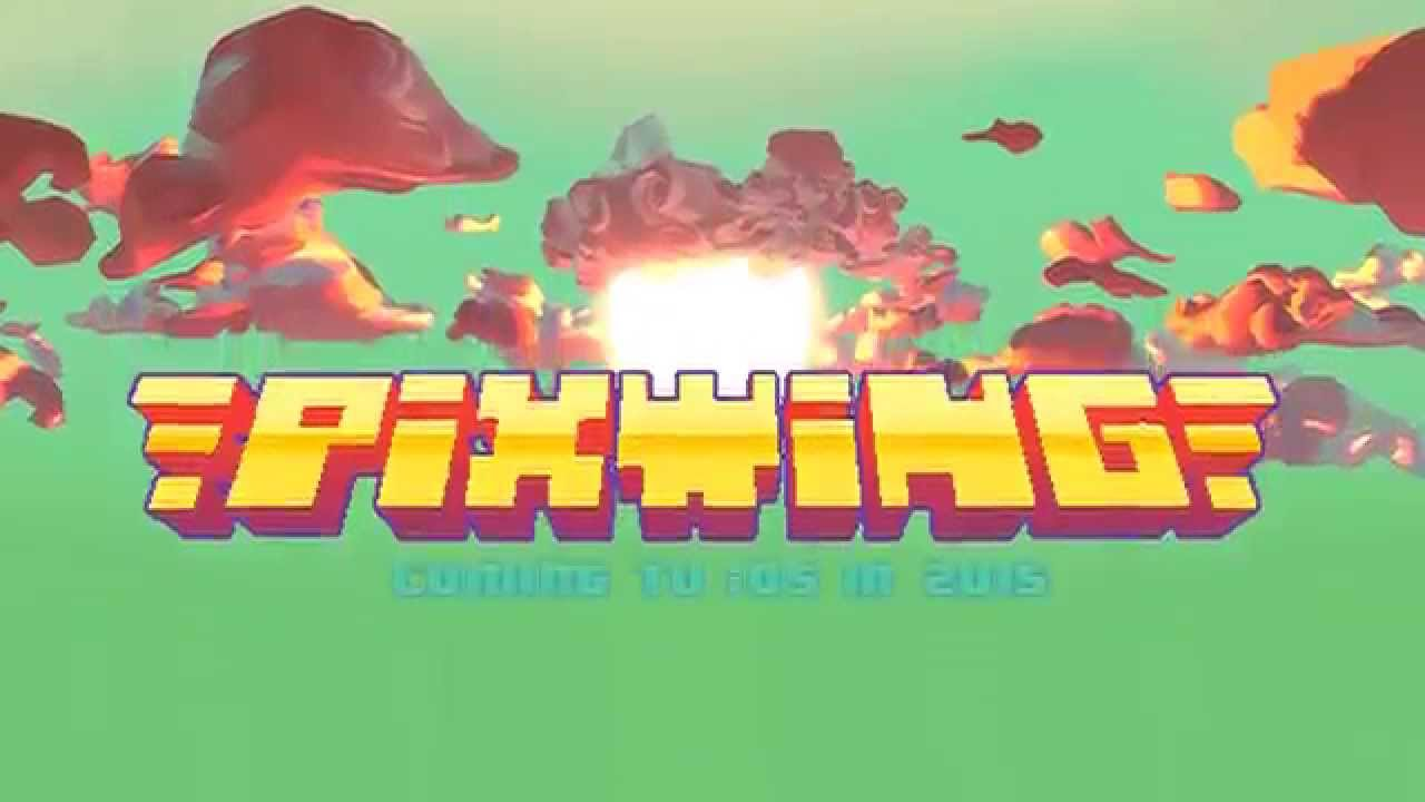 Retro-Modern Flying Game 'PixWing' Coming September 10th