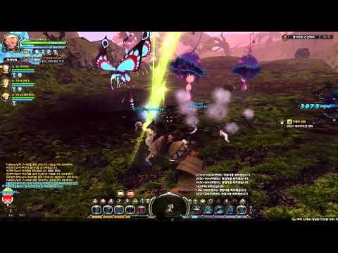 Dragon Nest LvL 60 dungen The Squid ~Artillery~