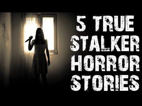 5 TRUE Disturbing & Creepy Stalker Horror Stories from Reddit | (Scary Stories)