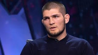Video Khabib Nurmagomedov thinks UFC rigged the Bus Attack in NY, explained why he jumped over the cage MP3, 3GP, MP4, WEBM, AVI, FLV Desember 2018
