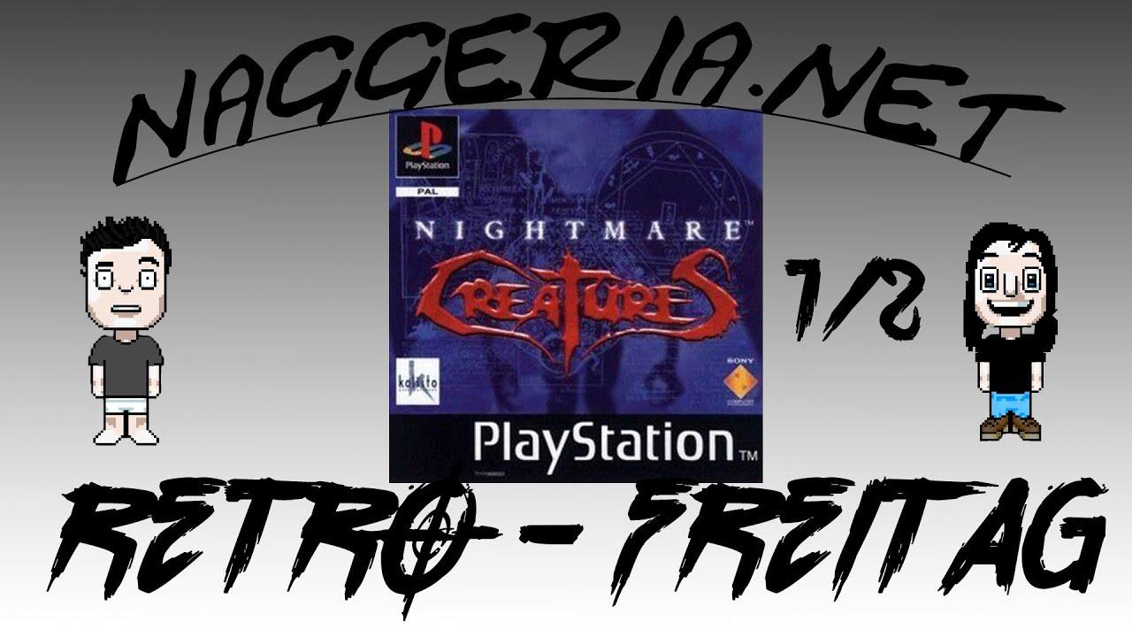 [Retro-Freitag] Nightmare Creatures (PS1) – Part 1/2