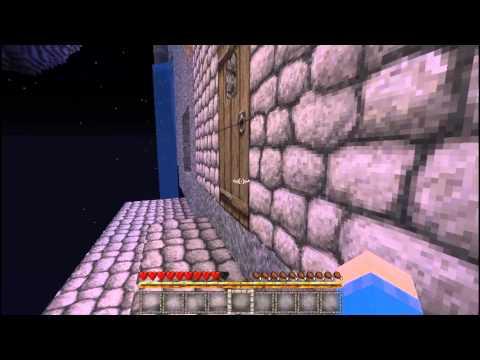[T-RO]Minecraft-湯勺世界生存EP.2 只要有木頭 我可以無限復活