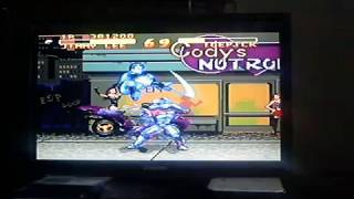 Double Dragon V The Shadow Falls [Hard] (Sega Genesis / MegaDrive) by DrJoshDaRealGamer25