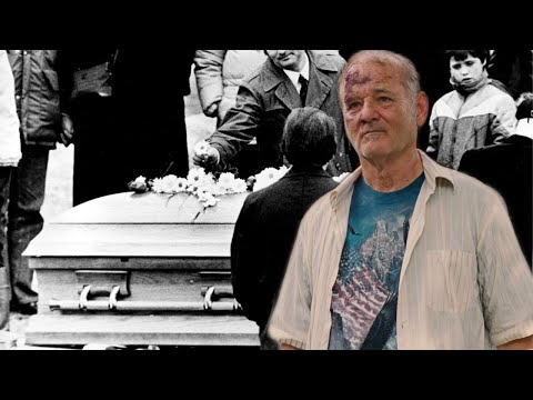 The Tragic Life and Sad Ending of Bill Murray, Remembering Bill Murray