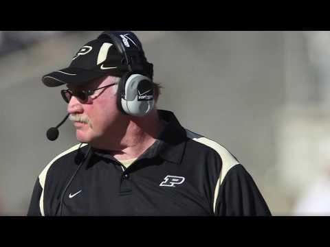 Purdue Coach Joe Tiller Passes Away