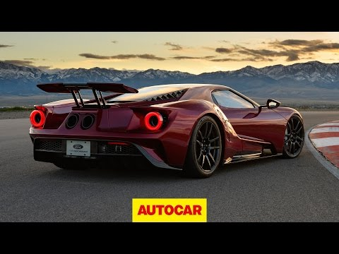 Ford GT review | Ford's new Le Mans-ready supercar tested | Autocar