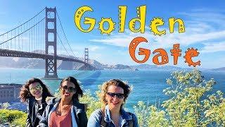 Este é o segundo vídeo do meu diário de viagem para a Califórnia.Nele eu mostro minha primeira reação ao ver a Golden Gate e filmo toda a travessia que fiz de bicicleta. Bora ver?ONDE ME ENCONTRAR:INSTAGRAM: instagram.com/flaviamtorresTWITTER: twitter.com/AchadosePerdid3FACEBOOK: facebook.com/blogachadoseperdidos