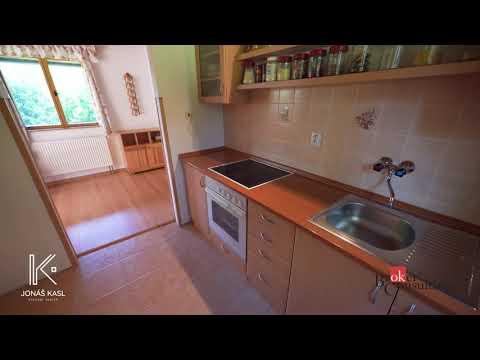 Video Prodej, domy/rodinný, 125 m2, 38282 Benešov nad Černou, Český Krumlov [ID 27163]