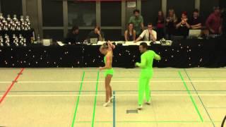 Nicole Kalb - Alexader Kapsalis - 30. Herbstmeisterschaft 2014
