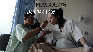 Video FDVLOG#04 : James's Day MP3, 3GP, MP4, WEBM, AVI, FLV Februari 2018