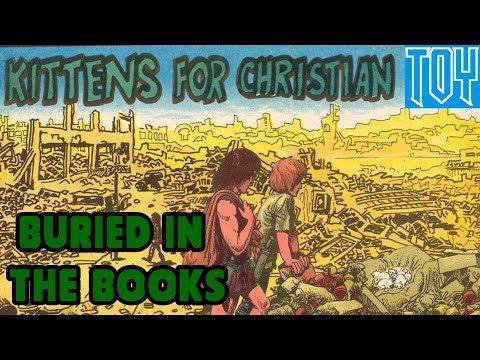 Buried in the Books - 7 - Kittens for Christian (Richard Corben, Jan Strnad)