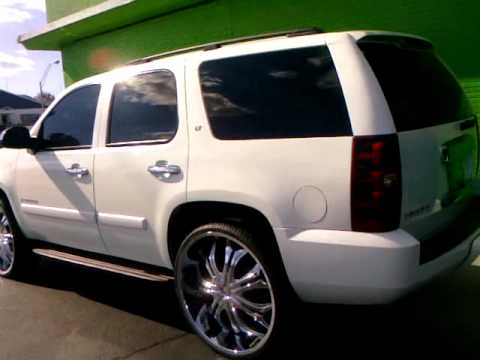 28'S VCT GODFATHERS ON NEW TAHOE PART 2