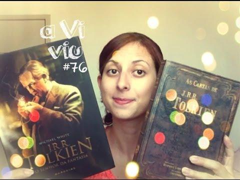 aViviu #76 - J.R.R Tolkien: a biografia + as cartas