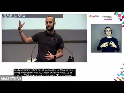 """Video AGEFIPH - Université du réseau des référents handicap 2020 : Conférence """"Révolutionnaires"""""""
