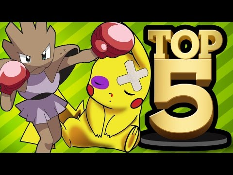 5 - Subscribe to Smosh Games ▻▻ http://smo.sh/SubscribeSmoshGames Pokémon Red and Blue (HGT) ▻▻ http://smo.sh/HGT_Pokemon Top 5 Grossest Pokémon ▻▻ http://smo.sh/Top5GrossPokemon...