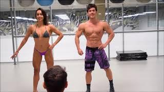 Video Aula de pose da categoria mens physique e bikini (Parte 1) MP3, 3GP, MP4, WEBM, AVI, FLV Juli 2018
